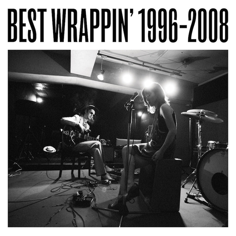 「BEST WRAPPIN' 1996-2008」