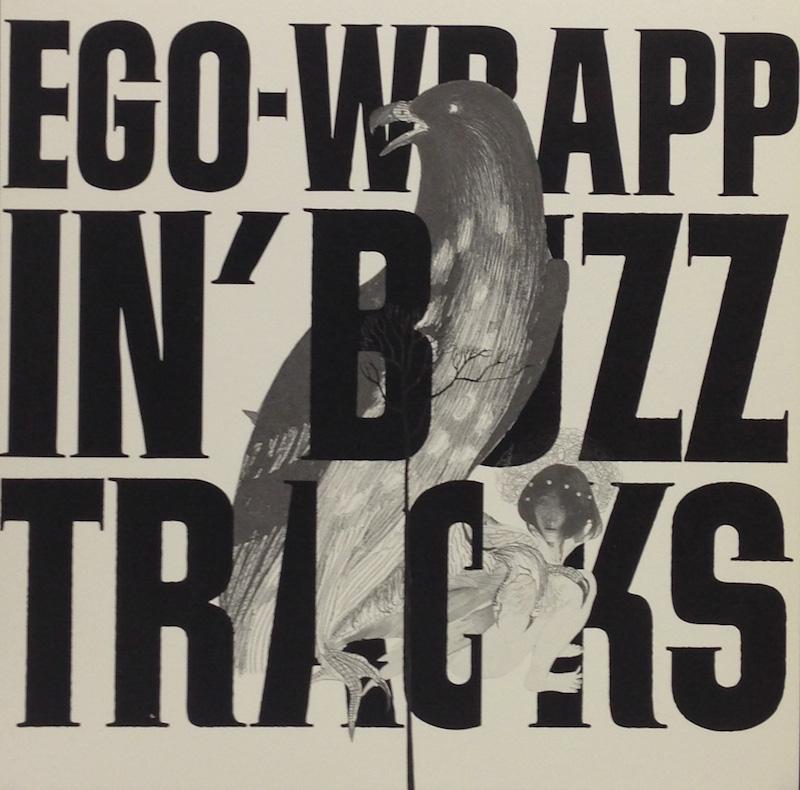 BUZZ TRACKS(REMIX 12inch Vinyl)