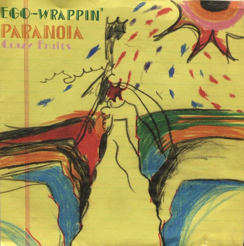 PARANOIA(7inch Vinyl)
