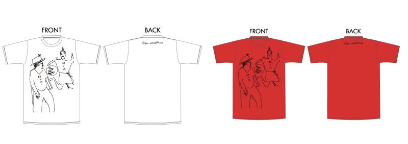 ロックロール Tシャツ