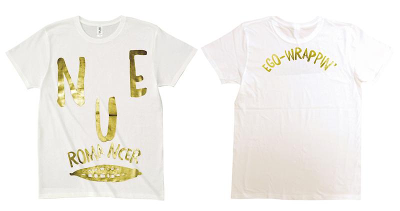 ニューロマンサー T-shirts [WHITE]