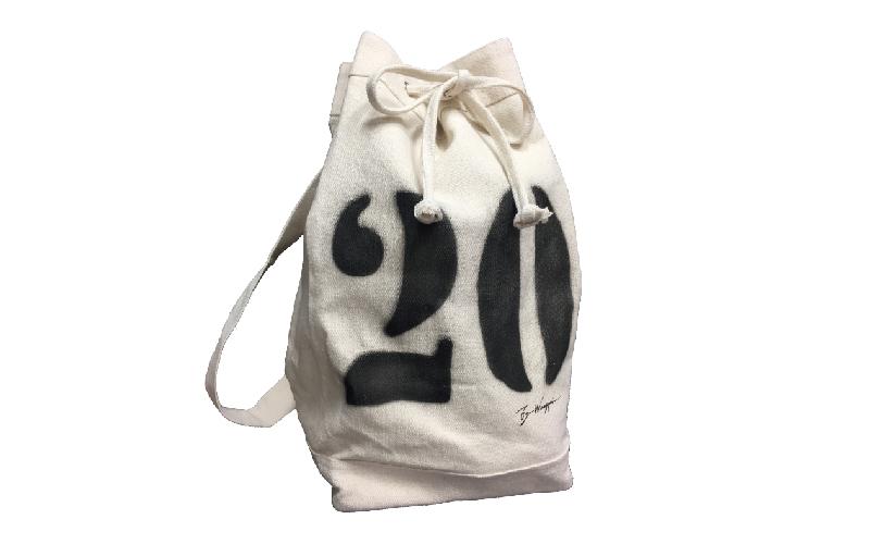 20th ワンショルダー巾着バッグ