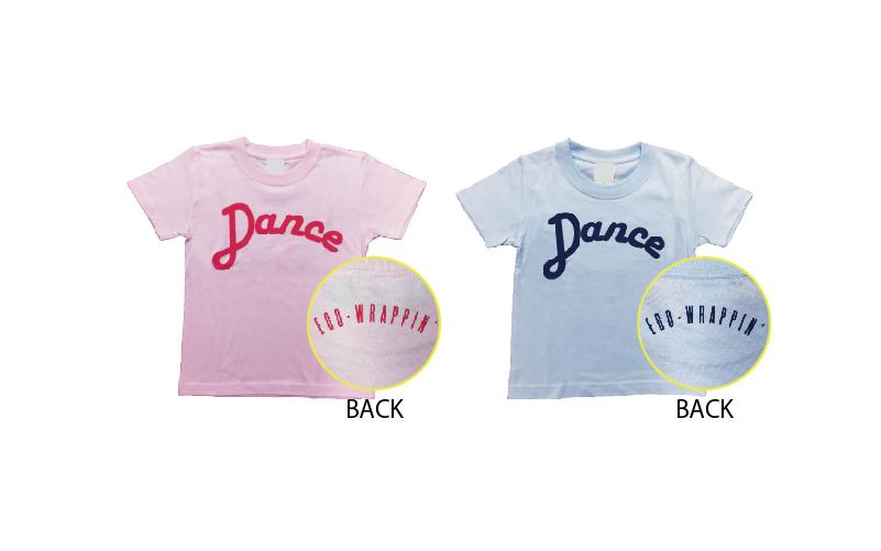 [キッズ] DanceTシャツ