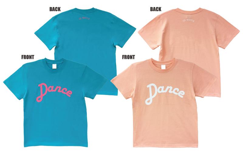Dance Tシャツ(2018)