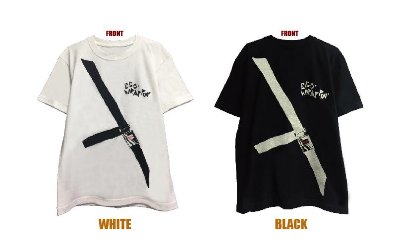 シートベルトTシャツ