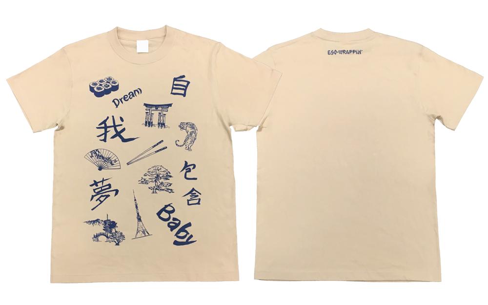 KANJI Tシャツ