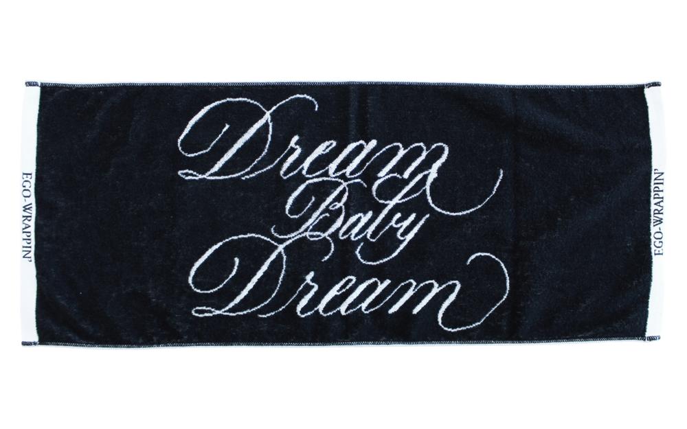 Dream Baby Dream フェイスタオル