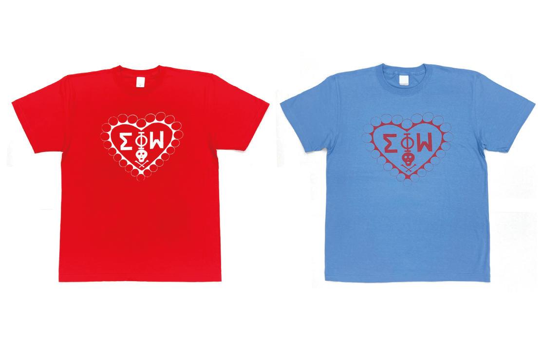 EW Tシャツ