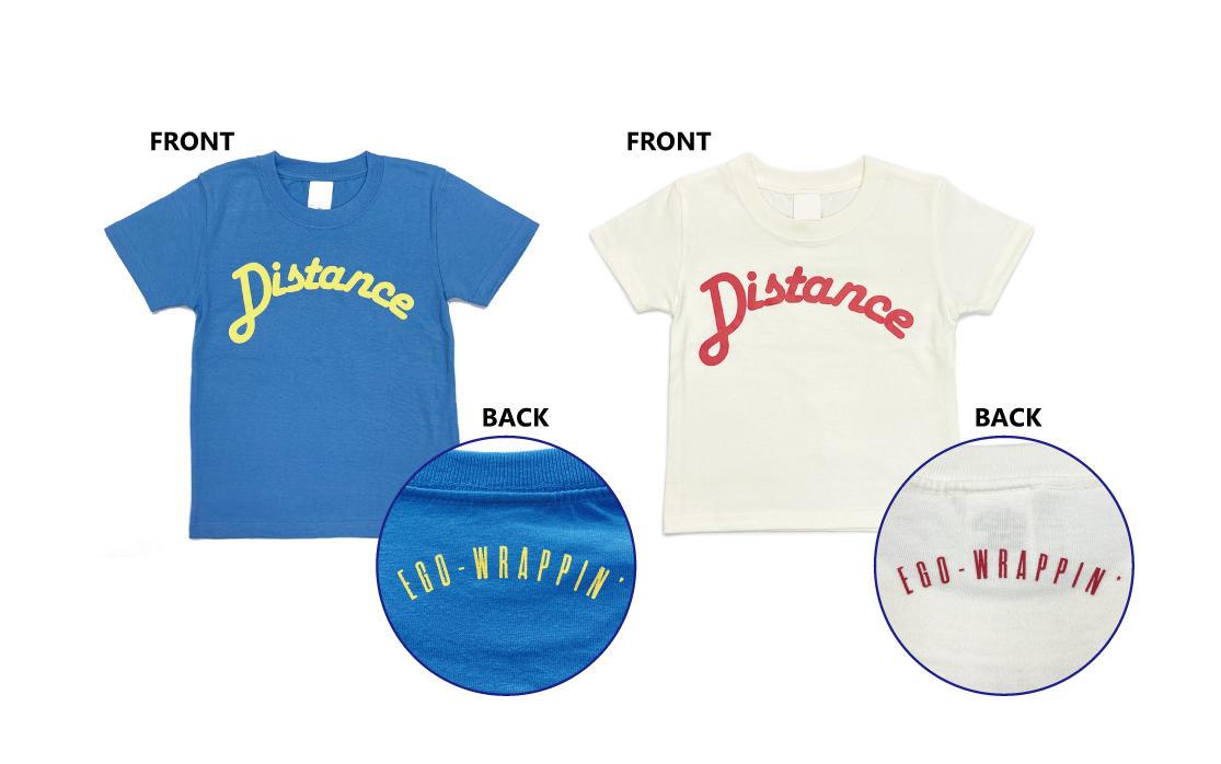 [キッズ]Distance Tシャツ