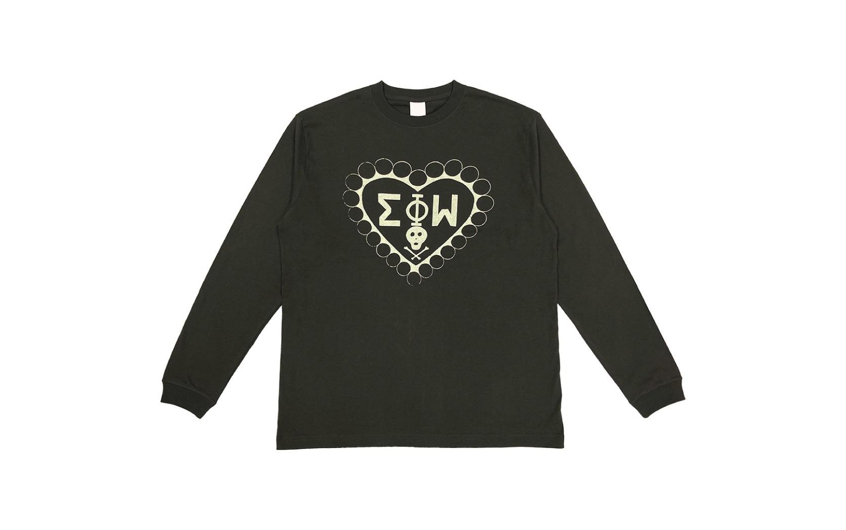 EW  ロングスリーブTシャツ