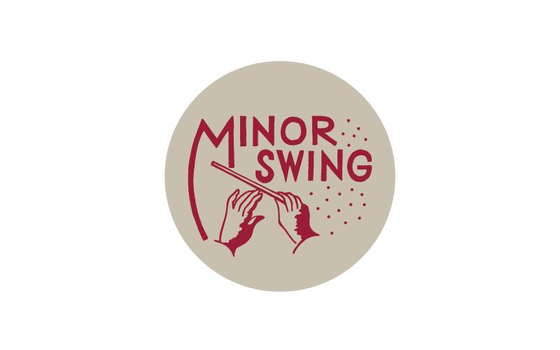 MINOR SWING ステッカー