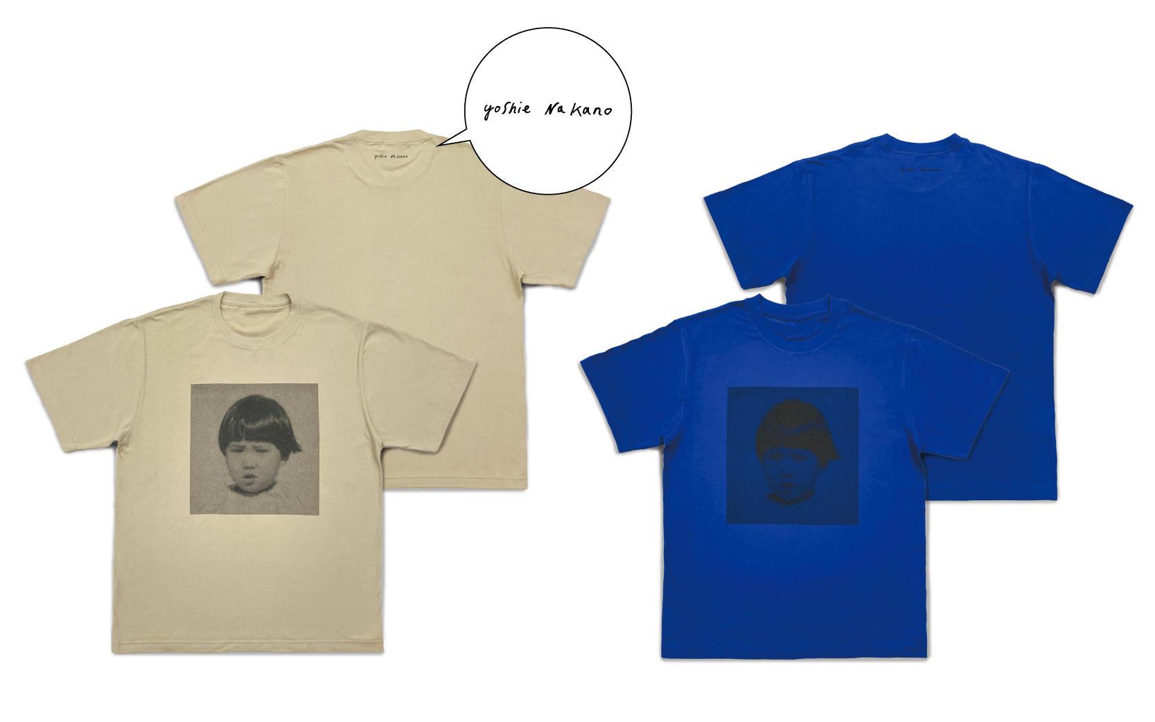 よっちゃんのフォトTシャツ