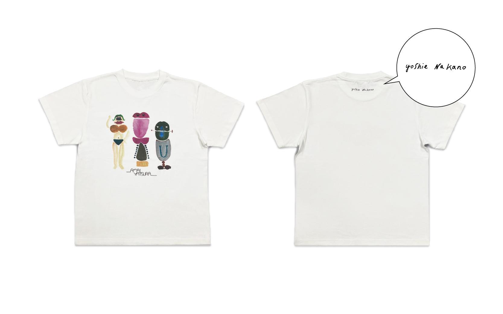 あまいやつらTシャツ