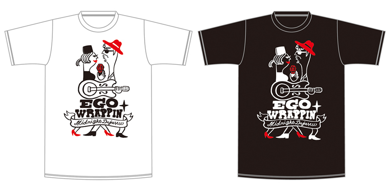 Midnight Dejavu 2013 Tシャツ