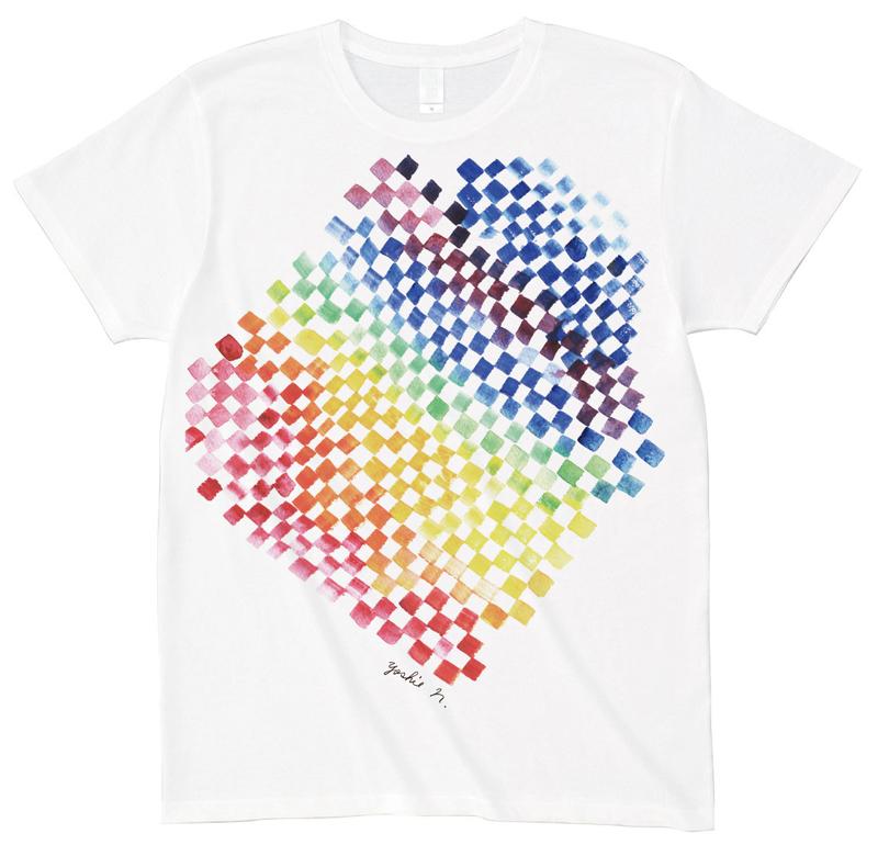 よっちゃんイラストTシャツ